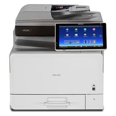 Impresora ricoh MP C307